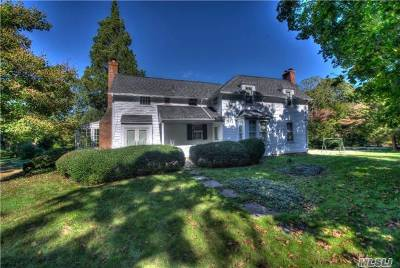 Head Of Harbor Single Family Home For Sale: 17 & 21 Shep Jones Ln