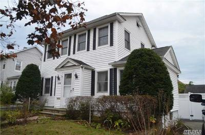 Single Family Home Sold: 750 Seaman Ave