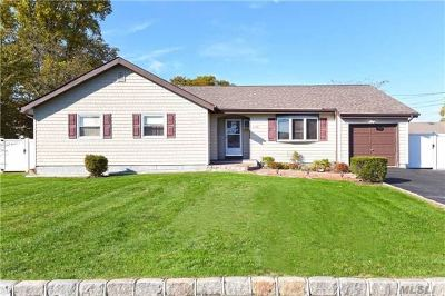 W. Babylon Single Family Home For Sale: 1436 13th St