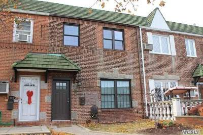 Middle Village Single Family Home For Sale: 61-44 77th St