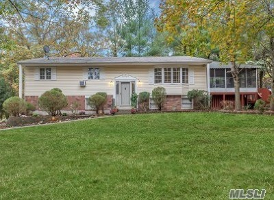 Smithtown Single Family Home For Sale: 1 McLain Dr