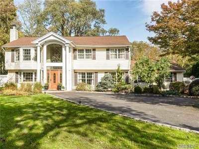 Huntington Single Family Home For Sale: 301 Cuba Hill Rd