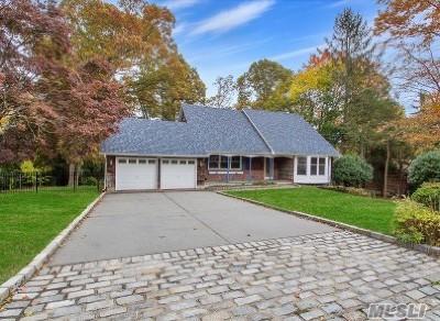 Setauket Single Family Home For Sale: 7 Merlin Ln