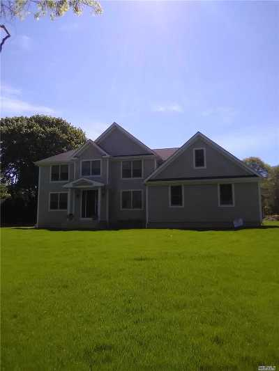 Wading River Single Family Home For Sale: 6 Baileys Ct