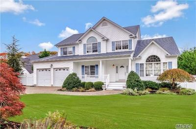 Hauppauge, Nesconset Single Family Home For Sale: 8 Rolling Wood Ct