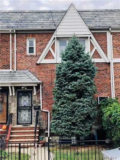 Single Family Home For Sale: 24-37 84th St