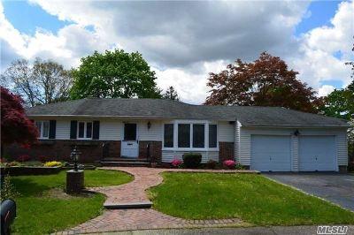 Deer Park Single Family Home For Sale: 5 Sabatino Ct