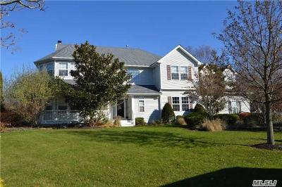 Mt. Sinai Single Family Home For Sale: 5 Green Meadow Cres