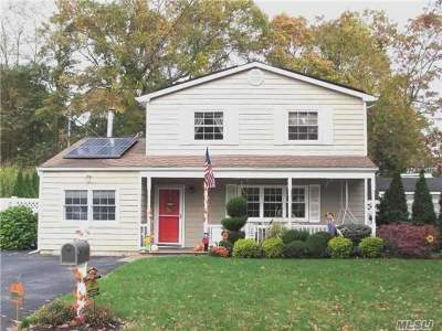 Holbrook Single Family Home For Sale: 427 Hauser Ave