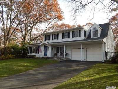 Port Jefferson Single Family Home For Sale: 32 Hillcrest Ave