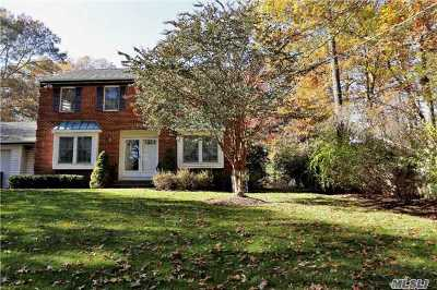 Manorville Single Family Home For Sale: 32 Silas Carter Rd