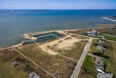 East Moriches Residential Lots & Land For Sale: 159 Bay Ave