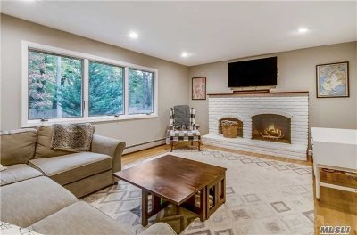 Port Jefferson Single Family Home For Sale: 107 Rustic Rd
