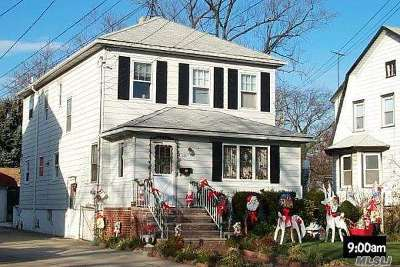 Inwood Single Family Home For Sale: 291 Doughty Blvd