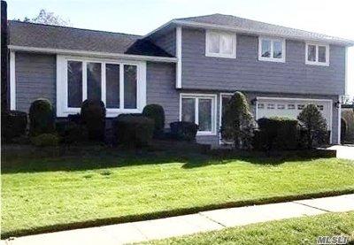Hicksville Single Family Home For Sale: 30 Fox Pl