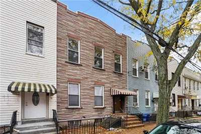 Ridgewood Multi Family Home For Sale: 20-34 Himrod St