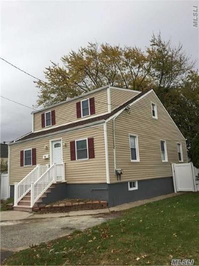 Lindenhurst Multi Family Home For Sale: 207 E Montauk Hwy