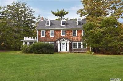 Remsenburg Single Family Home For Sale: 17 Basket Neck Ln