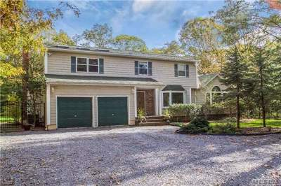Middle Island Single Family Home For Sale: 39 Middle Island Blvd