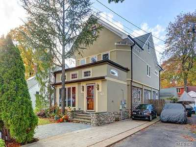 Centerport Single Family Home For Sale: 126 Adams St