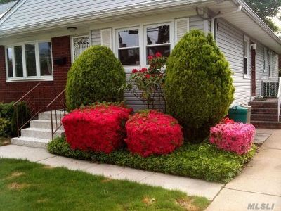 Farmingdale, Hicksville, Levittown, Massapequa, Massapequa Park, N. Massapequa, Plainview, Syosset, Westbury Single Family Home For Sale: 57 Barrington St
