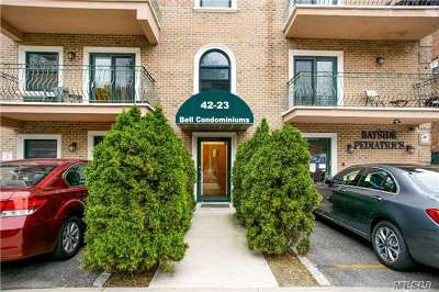 Bayside Condo/Townhouse For Sale: 42-23 212th St #B1
