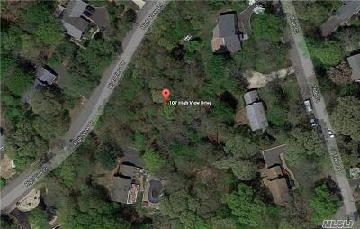 Wading River Residential Lots & Land For Sale: 107 High View Dr