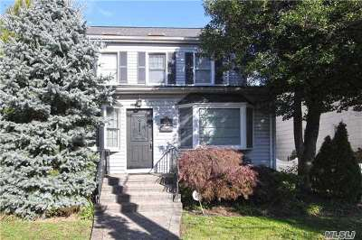 Woodmere Single Family Home For Sale: 104 Combs Ave