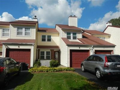Coram Condo/Townhouse For Sale: 4 Potomac Ct