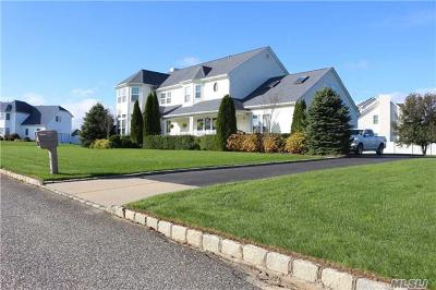 East Moriches Single Family Home For Sale: 7 Sycamore Dr