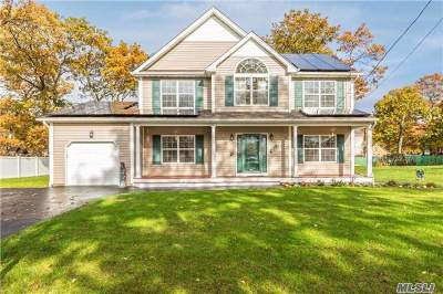 Ronkonkoma Single Family Home For Sale: 95 Patch/Holbrook Rd