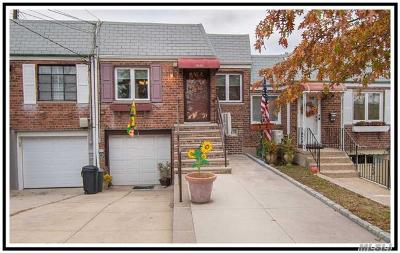 Middle Village Single Family Home For Sale: 62-03 65 St