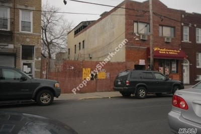 Queens County Residential Lots & Land For Sale: 99-09 37th Ave