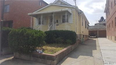 Flushing Single Family Home For Sale: 130-32 59th Ave