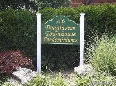 Douglaston, Little Neck, Douglas Manor Condo/Townhouse For Sale