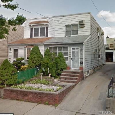 Bayside Single Family Home For Sale: 202-15 33rd Ave