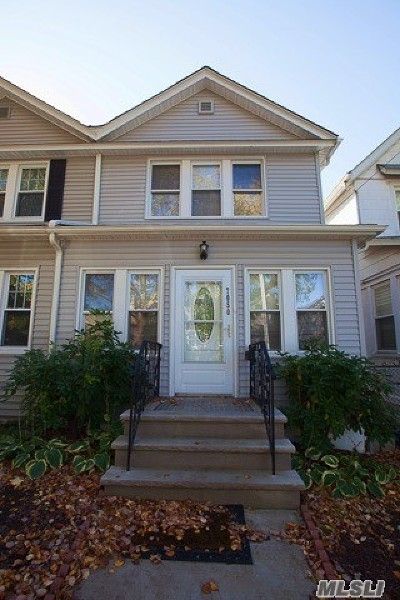 Forest Hills Single Family Home For Sale: 70-50 Manse St