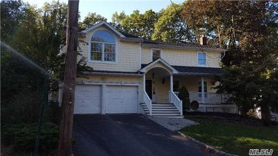 Centerport Single Family Home For Sale: 19 Martha Ct