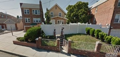 Queens County Multi Family Home For Sale: 134-22 Booth Memorial Ave