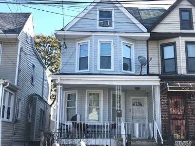 Woodhaven Single Family Home For Sale: 90-01 84th St
