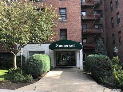 Kew Gardens Condo/Townhouse For Sale: 83-85 116th St #1C