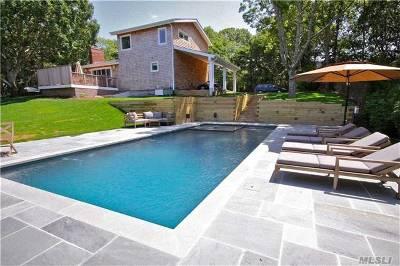 Southampton NY Single Family Home For Sale: $1,150,000