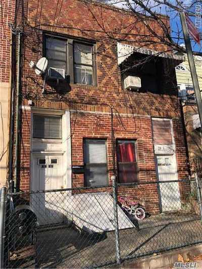 Woodhaven Multi Family Home For Sale: 88-03 91st Ave