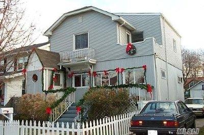 Long Beach NY Single Family Home For Sale: $639,999