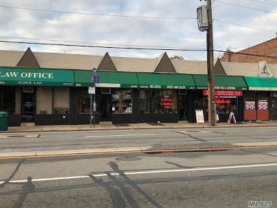 Queens County Multi Family Home For Sale: 247-75 Jamaica Ave