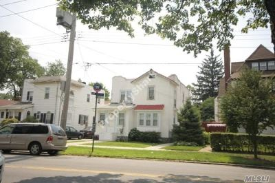 Flushing Multi Family Home For Sale: 160-08 29th Ave