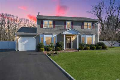 Commack Single Family Home For Sale: 25 Pinetree Ct