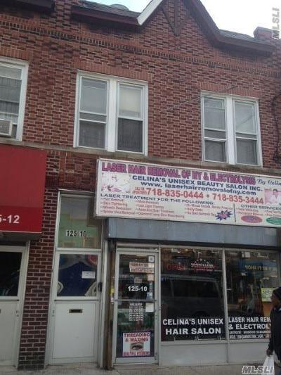 Queens County Commercial For Sale: 125-10 Liberty Avenue