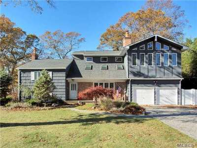 East Islip Single Family Home For Sale: 52 Bayview Ave