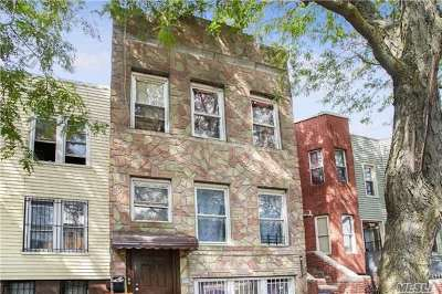 Brooklyn Multi Family Home For Sale: 6 Jardine Pl